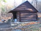 Rock Spring Hut by DAKS in Virginia & West Virginia Shelters