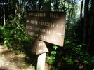Appalachian Trail Trip  2   Fontana Lake At End  015 by Roots in Section Hikers