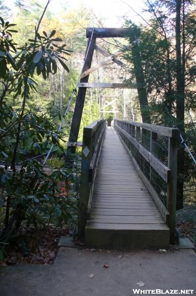 Bridge over Tococca River