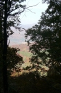 Peek From Above by envirodiver in Benton MacKaye Trail