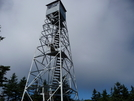 Stratton Fire Tower by Yukon in Other Galleries