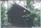 Ed Garvey Shelter - back by Hammock Hanger in Maryland & Pennsylvania Shelters