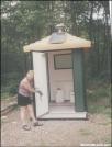 Fancy Privy at Mashipacong Shelter
