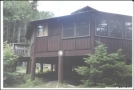 Lonesome Lake Hut, White Mts, NH by Hammock Hanger in Hostels