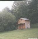 Secret Shelter, NJ by Hammock Hanger in New Jersey & New York Shelters