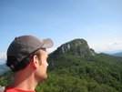 Admiring Table Rock by wilconow in Other Trails