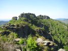 The Chimneys, Linville Gorge by wilconow in Other Trails
