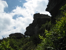 The Chimneys, Mountains to Sea Trail, Linville Gorge by wilconow in Other Trails