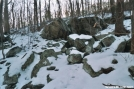Snowy March by wilconow in Trail & Blazes in Virginia & West Virginia