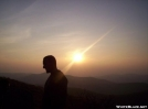 Sunset on top of the Priest by wilconow in Views in Virginia & West Virginia
