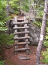 Nice ladder, north of Kent Pond by wilconow in Trail & Blazes in Vermont