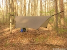 MacCat Deluxe Tarp by Bjorkin in Hammock camping