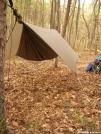 MacCat Deluxe Tarp and HH Explorer UL by Bjorkin in Hammock camping