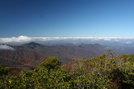 View From Hangover by Hoppin John in Trail & Blazes in North Carolina & Tennessee