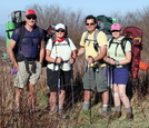 Bobs Bald 4-10-11 by Hoppin John in Other Trails