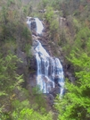 Whitewater Falls by Summit in Other Trails