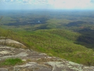 Panorama On Pinnacle Rock Trail by Summit in Other Trails