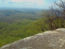 Panorama On Pinnacle Rock Trail 4 by Summit in Other Trails