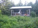 Goddard Shelter by Tosto in Vermont Shelters