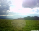 Sunlight on Max Patch by halibut15 in Views in North Carolina & Tennessee