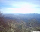 Blood Mountain, Looking Towards Brasstown Bald and NC
