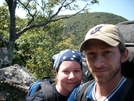 Chris And Jeff by Pony in Section Hikers