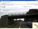 Google Maps Streetview Of The At by Magic Man in Trail and Blazes in Massachusetts