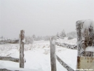 lots of snow at carvers gap by mikethulin in Views in North Carolina & Tennessee