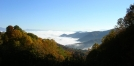 View from Stecoah Gap 110307 by cclinewv in Views in North Carolina & Tennessee