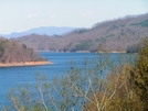 Fontana Lake by nightshaded in Trail & Blazes in North Carolina & Tennessee