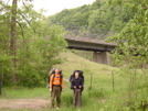 At I-90 Bridge In Lee Mass. by river1 in Section Hikers