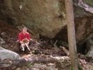 Eli And River1 At The Lemon Squeezer. by river1 in Section Hikers