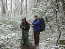 Tinker And Chenango In Snowy April by river1 in Section Hikers