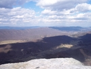 Catawba Valley From Mcafee's Knob On The At by Thoughtful Owl in Views in Virginia & West Virginia