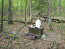 Privy, Brink Rd by Scrapes in New Jersey & New York Shelters