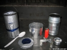 Solo Kitchen Kit for Freezer Bag Cooking by hiker5 in Gear Gallery