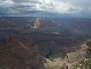 Taken From The Rim. In The Middle U Can See The Plateau Point Trail. by mtt37849 in Other Trails