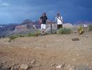 Mtt37849 Hiking At Plateau Point