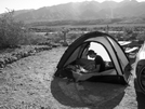 Arp And Matt Camping In Death Valley