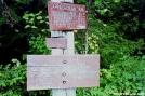 Enter 100 mile wilderness Monson