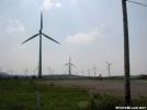 Windmills in Quebec, Canada