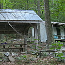 Blackburn Trail Center hiker bunkhouse by Ezra in Special Points of Interest