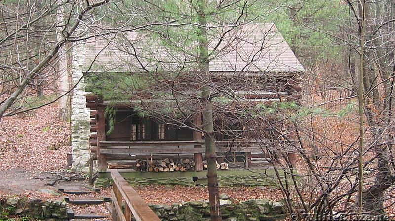 Milesburn PATC cabin