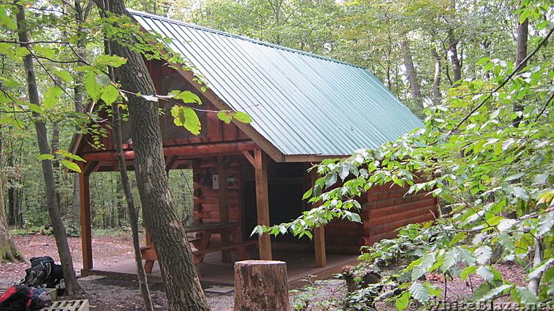 Raven Rock shelter