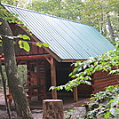 Raven Rock shelter by Ezra in Maryland & Pennsylvania Shelters