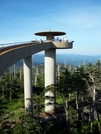 Clingman's Dome by nford1007 in Views in North Carolina & Tennessee
