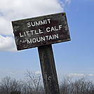 Little Calf Mountain, SNP by johnnybgood in Sign Gallery