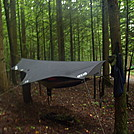 Hammock camping at Cosby in the Smokys