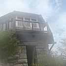 Mt. Cammerer Fire Tower