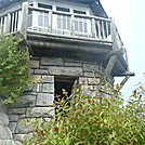 Mt.Cammerer Fire Tower by johnnybgood in Views in North Carolina & Tennessee